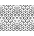 seamless ethnic vintage pattern vector image vector image