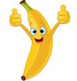 cartoon banana character