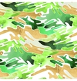 Abstract camouflage pattern vector image