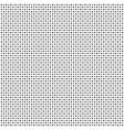 abstract dot on white background vector image