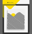 cover design template pattern can be used as a vector image vector image