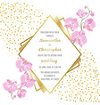 Wedding glamorous inviration with orchids