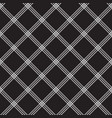 black white check plaid fabric texture seamless vector image vector image