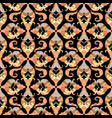 arabic seamless pattern abstract vector image