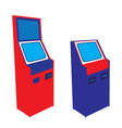 Payment Terminals A vector image vector image