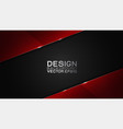design trendy and technology concept fame border vector image vector image