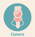 camera design vector image vector image