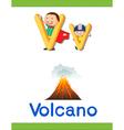 learning alphabet v