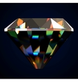 Shiny and bright diamond vector | Price: 1 Credit (USD $1)