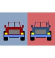 Cars Flat Style vector image