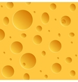 modern cheese texture background vector image