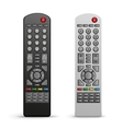tv remote controller vector image