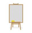 cartoon school blackboards vector image vector image