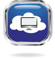 Cloud computing 06 resize vector image vector image