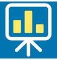 Display icon vector image