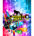 Dj poster vector | Price: 3 Credits (USD $3)