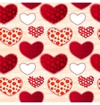 Valentins Day Seamless Pattern vector image vector image