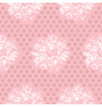 Classic Floral Seamless Pattern vector image