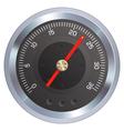 pressure gauge vector image vector image