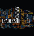 ask don t tell leadership how do i create vector image vector image