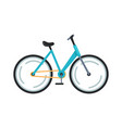 bicycle icon colorful vector image vector image
