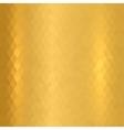 Gold metallic texture vector image vector image