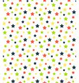 Seamless bright abstract pattern with stars