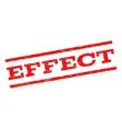 Effect Watermark Stamp vector image