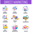 direct marketing email mailing advertising