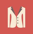 jacket woman fashion female coat women suit vector image vector image