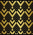 art deco golden seamless pattern gatsby luxury