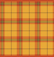autumn tartan seamless pattern background