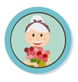 grandmother day vector image