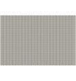 the pattern black dashed vertical stripes vector image