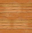 wood realistic texture vector image