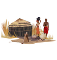 Africa Culture vector image