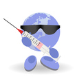 world doctor vector image vector image
