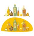 essential oil vector image