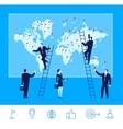 teamwork Business team vector image vector image