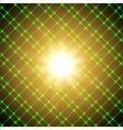 Abstract neon background blurry light effects vector image vector image
