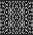 pattern hexagon5 vector image vector image