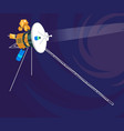 voyager vector image vector image