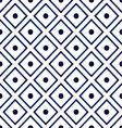 blue ceramic pattern vector image