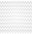 abstract grey corporate wavy pattern vector image vector image