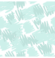 Brush strokes wallpaper seamless pattern vector image vector image