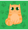 a cat vector image