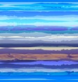 fashion nautical pattern vector image vector image