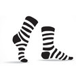 Socks vector image vector image