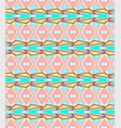 seamless texture ethnic tribal pattern vector image vector image