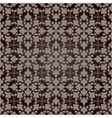 vintage seamless floral vector image vector image